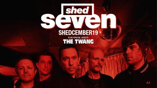 Image result for shed seven