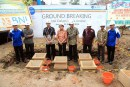 Ground Breaking Hotel Dafam Lotus Jember