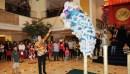Barongsai dan Perayaan Tahun Baru Ayam Api di Hotel Borobudur Jakarta