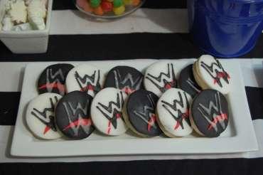 WWE Theme Birthday Party Food 5