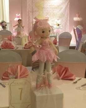 Ballerina Theme Party Venue