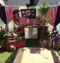 Pirate Theme Birthday Party Venue 2