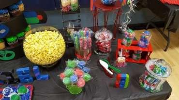 PJ Masks Theme Birthday Party Food 3