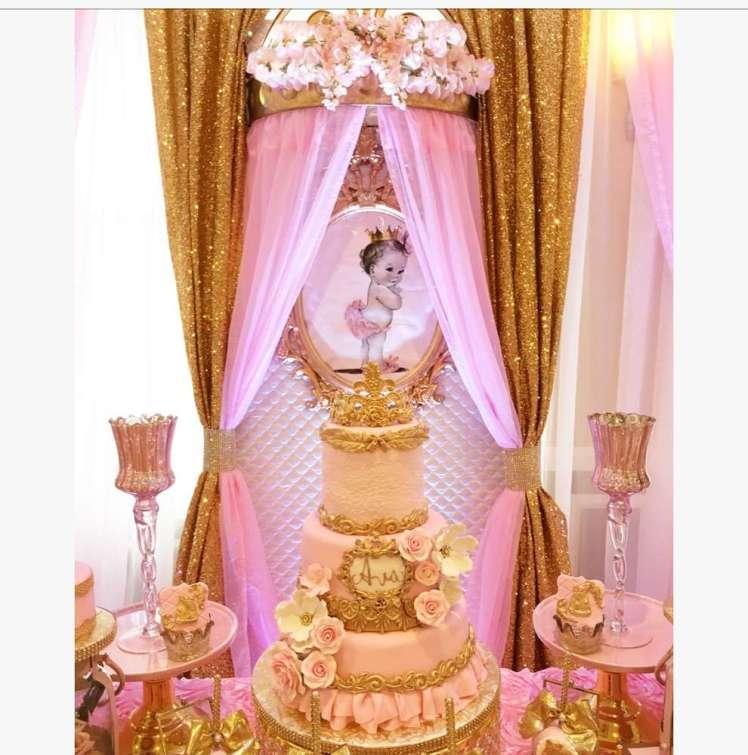 Princess Theme Baby Shower Venuemonk Blog