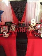 WWE Theme Birthday Party Decoration