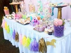 Unicorn Theme Party Decoration 3