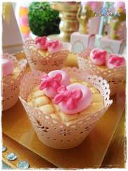 Gold Princess Theme Birthday Party Food 8