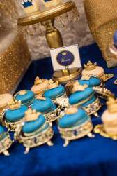 Royal Prince Theme Baby Shower Food 5