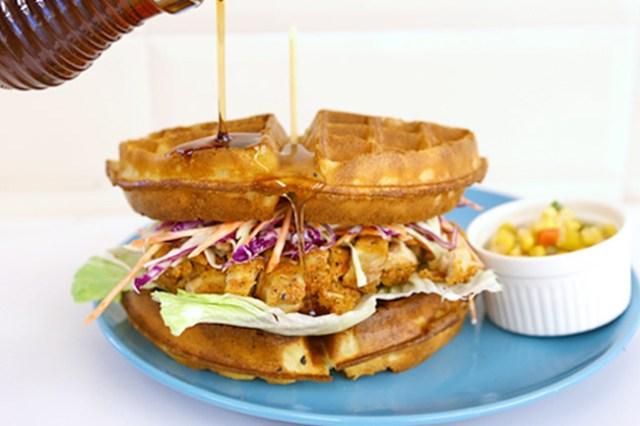 Waffles-Delicious
