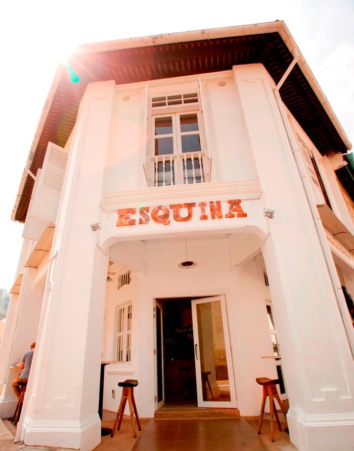 ESQUINA - Exterior 1