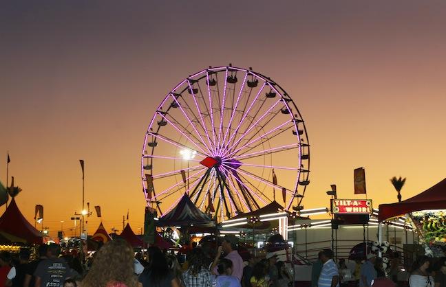 Arizona State Fair Attendance Blips Upward