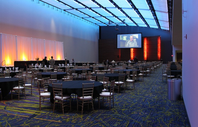Renovated Iowa Conference Center Opens its Doors