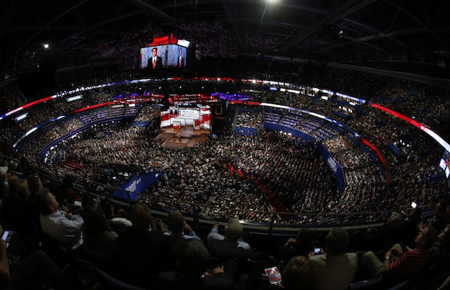 Amid Potential Hurricane, Forum Successfully Pulls Off RNC