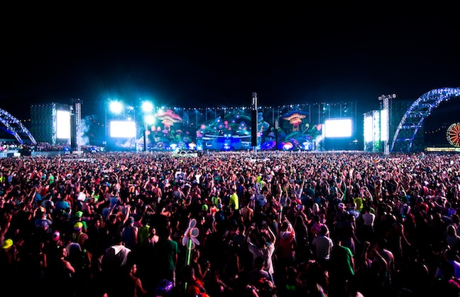 Understanding EDM Ticketing