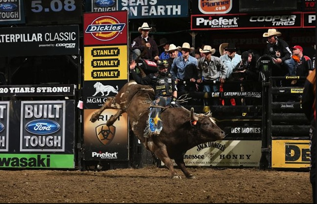 PBR Celebrates Two Decades with Vegas Event