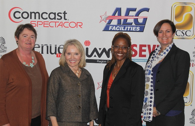 Panelists Upbeat on Opportunities for Women