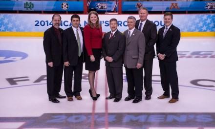 Wells Fargo Center Wraps Up Successful Frozen Four