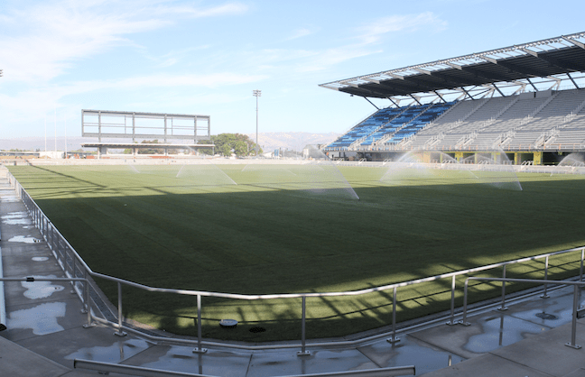 Earthquakes Partners with Avaya