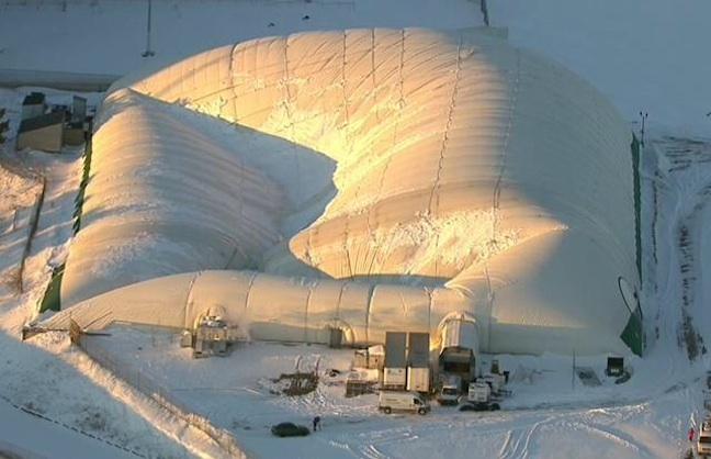 Winter Weather Hinders Midwest Venues