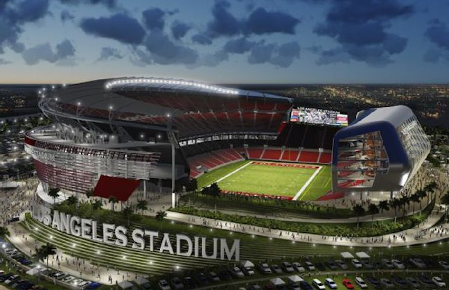 Another L.A. Stadium Plan Announced