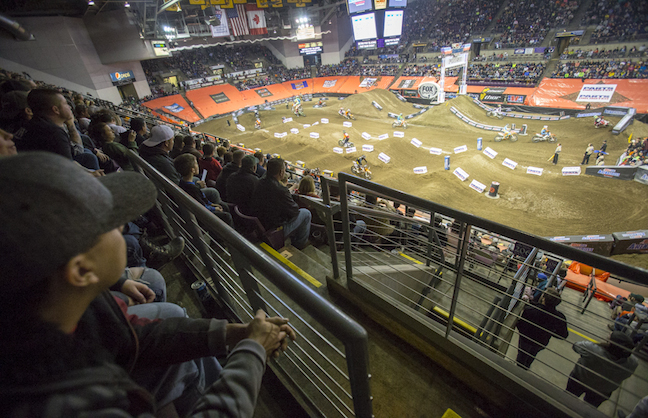 Changes Announced for AMSOIL Arenacross