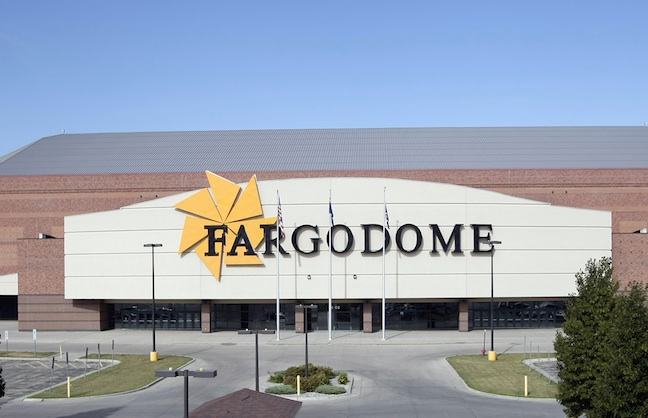 Fargodome Reverts to City Management