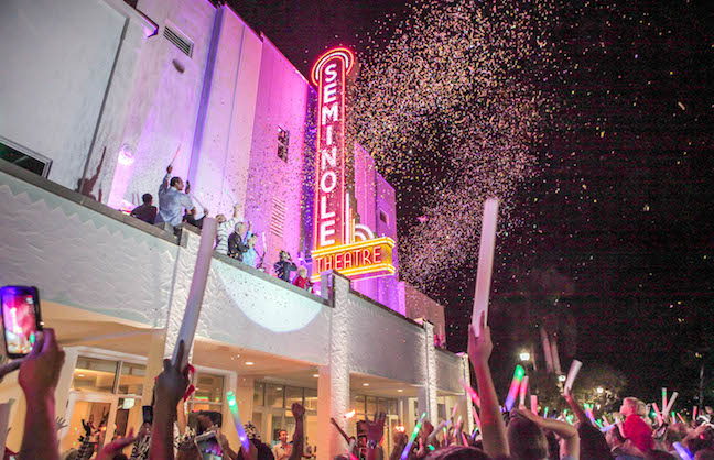 Pinnacle to Manage Seminole Theatre
