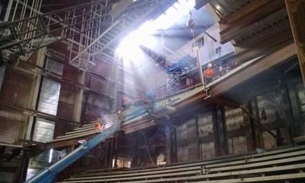 Robinson Center Completes $70.5 million Redo