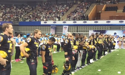 Chinese Arena Football Kicks Off