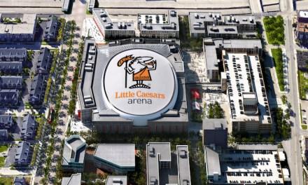 Piston's Return To Downtown Detroit
