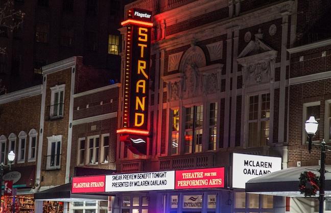The Strand Returns to Detroit Metro Market