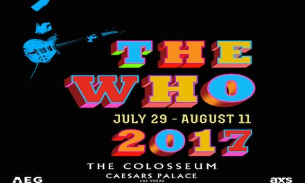 The Who Knocking on Vegas' Door