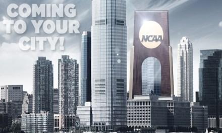 NCAA Names Host Venues Through 2022