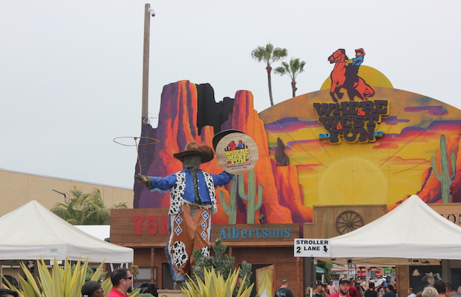 San Diego Fair Embraces Western Roots
