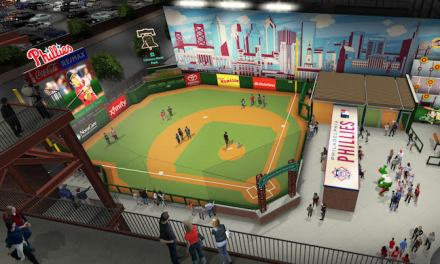 New-look outfield for Phillies