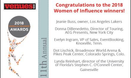 Congratulations 2018 Women of Influence!