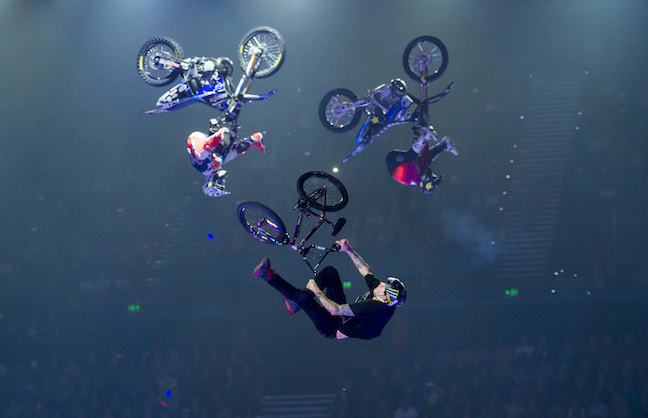 Nitro Circus Jumps Into Vegas Residency