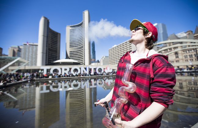 WILL NATIONAL LEGALIZATION OF MARIJUANA BRING CHANGE FOR CANADIAN VENUES?