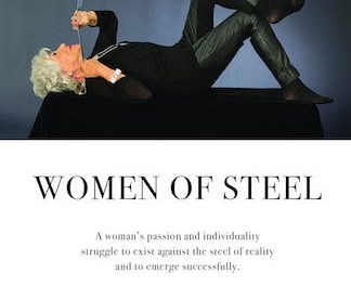 Claire Rothman graces cover of new photography book, 'Women of Steel'