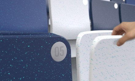 Cleaner Oceans, One Seat At A Time