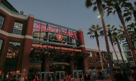 Giants' Ballpark Is Now Oracle Park
