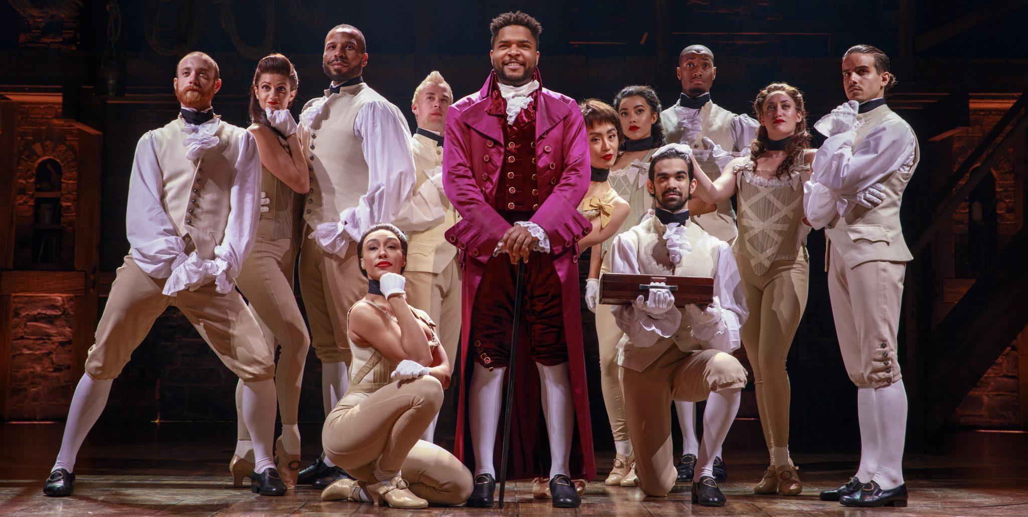 Hamilton's History Lessons