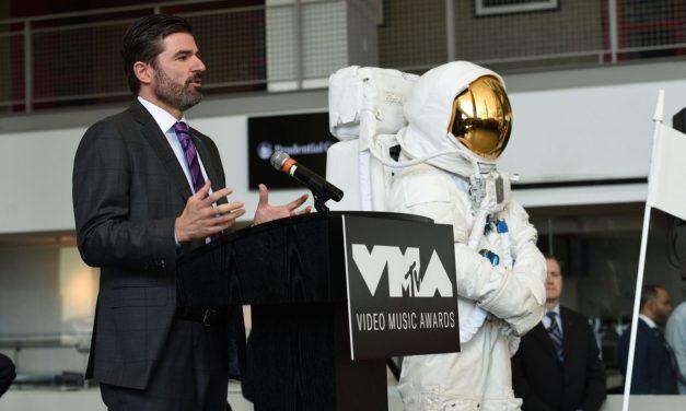 MTV's VMAs Roll Into New Jersey
