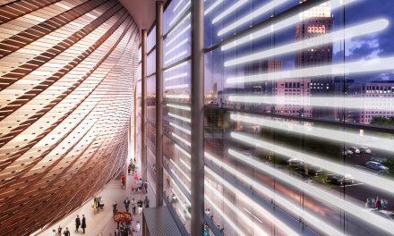 Cleveland's 'Postcard Building' Transforms City