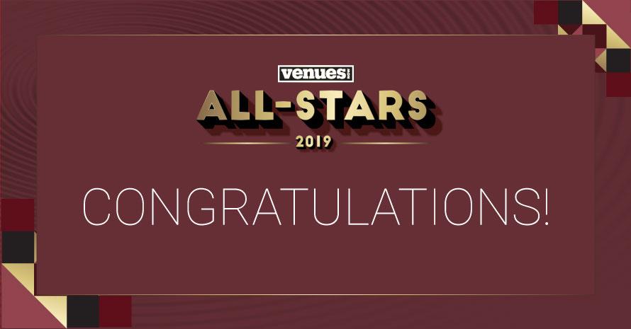 2019 VenuesNow All-Stars: Brad Gessner