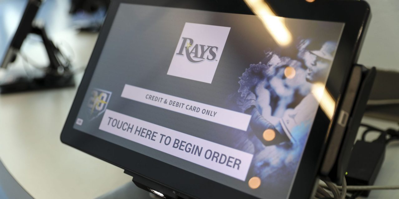 Rays See Transactions Increase With All-Cashless