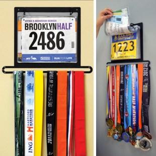 bib-and-medal-display Gift