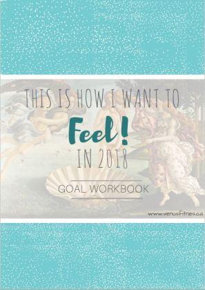 2018 goal workbook