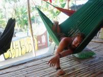Kyle, the king of hammocks