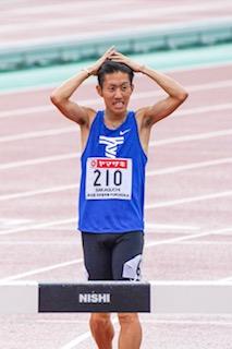 阪口竜平、「0.85秒差」をめぐる戦い